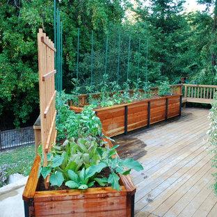 Ispirazione per terrazze e balconi chic