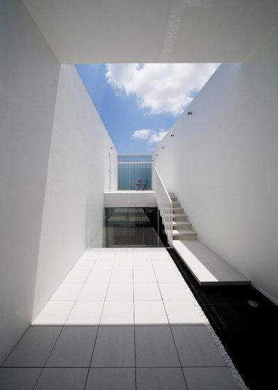 コンテンポラリー デッキ by YUCCA design / atelier