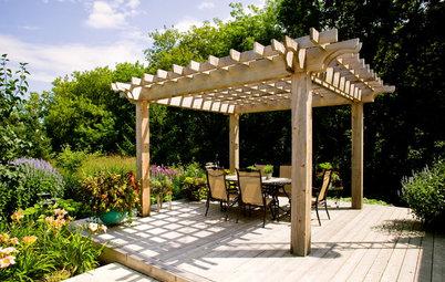 Die Pergola: Praxistipps für den lauschigen Sitzplatz im Garten