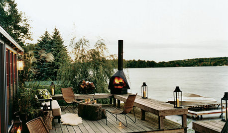Outdoor Entertaining: Fan the Flames of Alfresco Life with a Chiminea