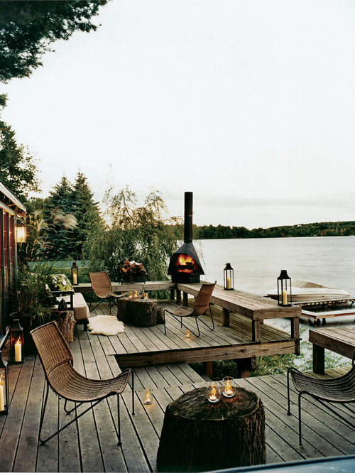 Best Lake Deck Design Ideas Remodel Pictures Houzz