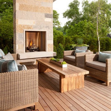 Transitional Deck by Kurt Baum & Associates