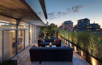 12 idées lumineuses pour mettre en valeur un balcon ou un rooftop