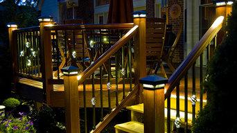 LED Outdoor Deck Lighting