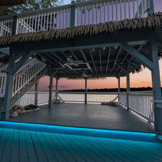 tropical deck by Super Bright LEDs