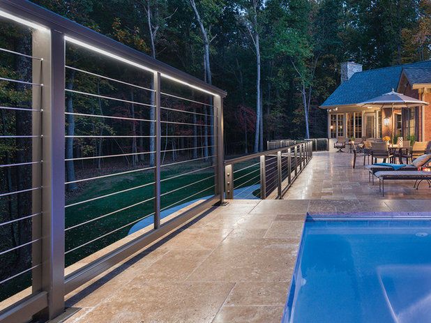 Contemporary Deck by Feeney Inc.