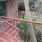 Cooper House Contemporary Deck Sydney By Sam