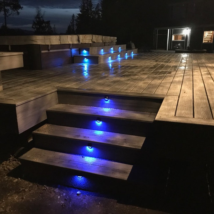 Let There Be Light | Deck and Lighting Design & Installation