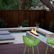 Contemporary  by austin outdoor design