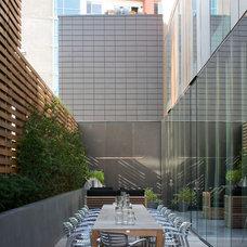 Contemporary Deck by Studio 80 Interior Design