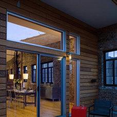 Modern Deck by Studio Durham Architects