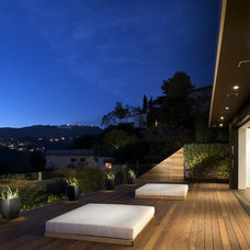 Modern Patio by Michael Kelley Photography