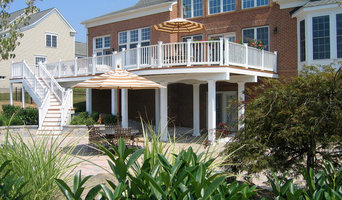 Low Maintenance Decks and Railings