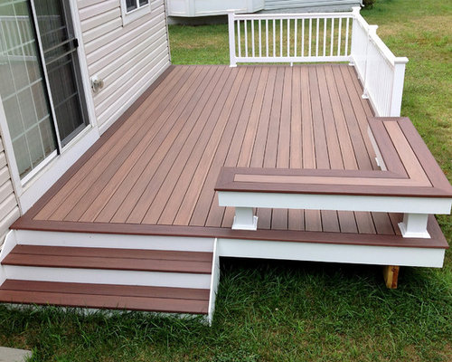 Composite Deck Bench Houzz