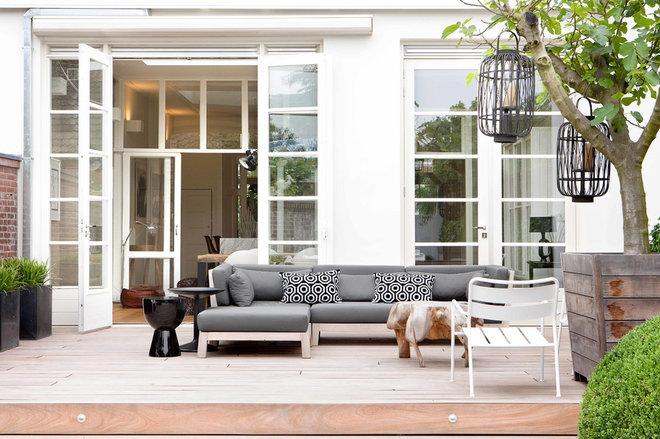 Contemporary Deck by Maaike van Diemen interieurontwerp
