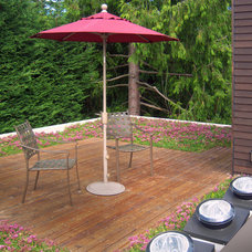 Contemporary Deck by Spore Design