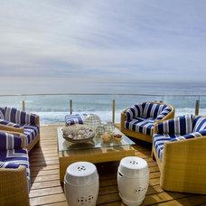 Tropical Deck by Barbara Grushow Designs LLC