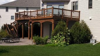 Maple Grove Deck