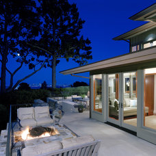 Contemporary Deck by Sutton Suzuki Architects