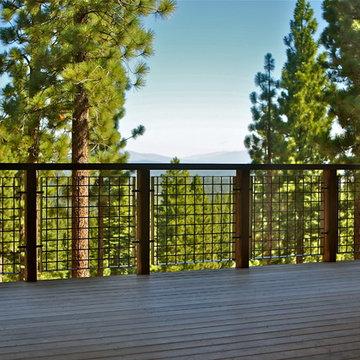 Martis Camp, California, Home