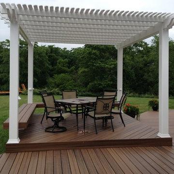 Mechanicsburg, Ohio outdoor living bliss!