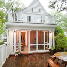 Traditional Deck by Blackdog Design Build Remodel