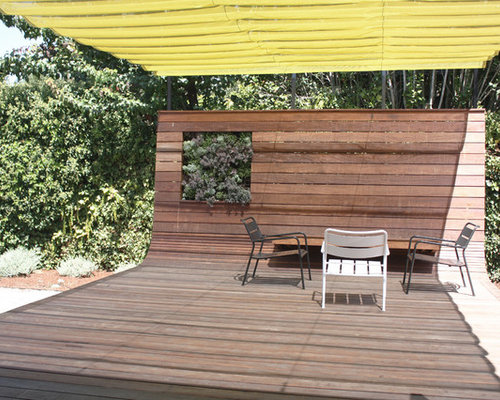 Deck Privacy Walls Home Design Ideas Pictures Remodel