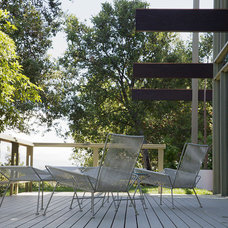 Modern Deck by David Lauer Photography