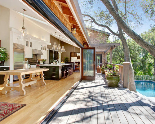 open plan house designs houzz - Open Home Plans Designs