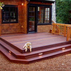 Craftsman Deck by Avant Garden