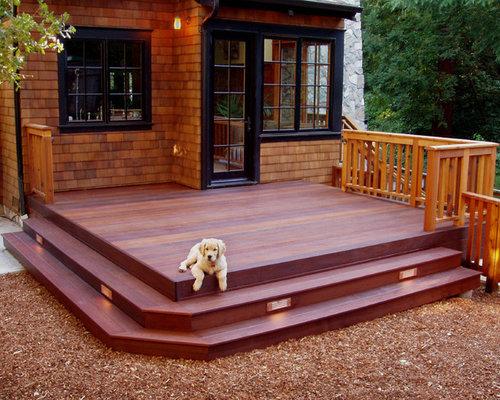 Craftsman Deck Design Ideas Remodels Amp Photos