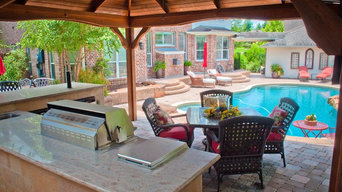 Mirror Lake - Arbors, Gazebos, and Outdoor Kitchens