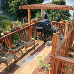 contemporary patio by Paxton Gate