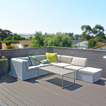 Modern Culver City 2-Story Addition w/Roof Top Deck
