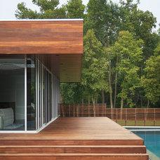 Modern Deck Modern Deck