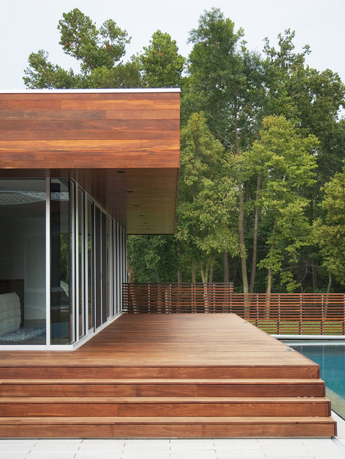 Deck steps home design ideas pictures remodel and decor - Easy steps redesign home contemporary home style ...