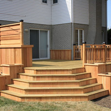 Modern Deck by Patio Deck-Art
