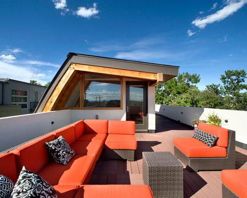 Irregularly shaped modern residence in denver, colorado: shield house