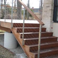 Magnolia Stairs