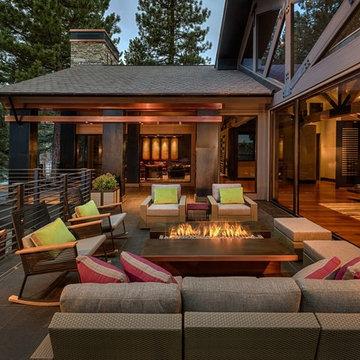 Modern Mountain - Lake Tahoe