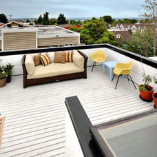 Modern Deck Modern Patio
