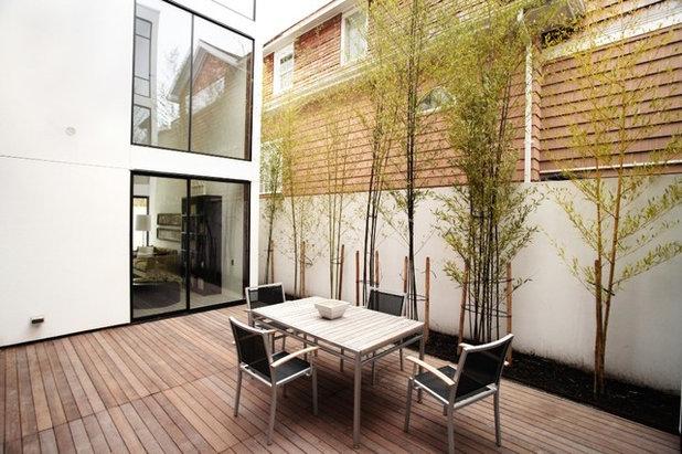 Modern Deck Modern Patio