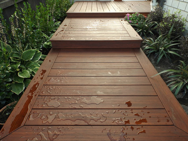 Contemporary Deck by OneStopDeckShop