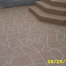 Modern Deck by Central Coast Waterproofing