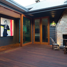 Contemporary Deck by LARC Collective