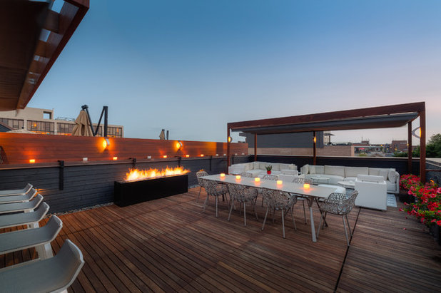 Contemporary Deck by ShadeFX