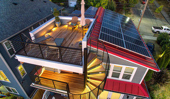 Mt. Baker Second Story Master Suite Addition & Full House Remodel