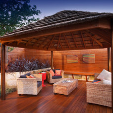 Tropical Deck by Outside In