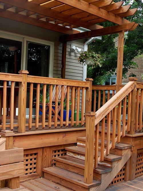 Best Multi Level Deck Design Ideas Amp Remodel Pictures Houzz