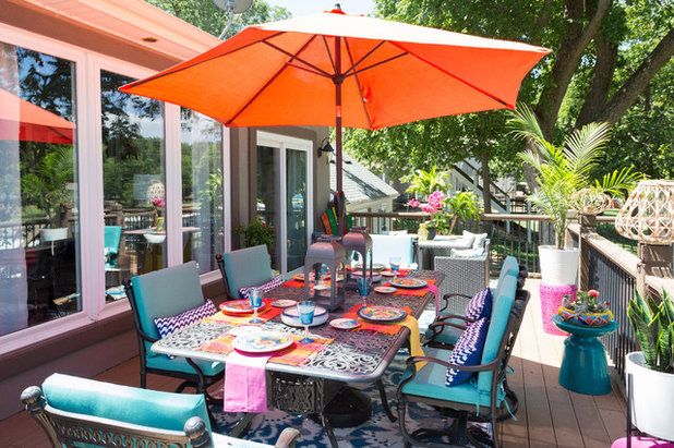 Eclectic Deck by Jessica Cain